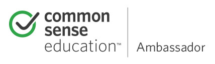 Image of Common Sense Education Ambassador Badge